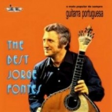GUITARRA PORTUGUESA - JORGE FONTES - o mais popular - CD 200