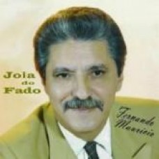 FERNANDO MAURÍCIO - JÓIA DO FADO  - CD 250