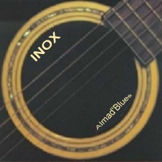 INOX  - ALMADA BLUES  -  CD 603-P