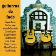 GUITARRAS DO FADO - 25 ÊXITOS - OS GRANDES GUITARRISTAS -  CD 235